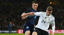 Keane flattered by growing interest after making England debut