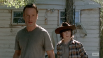 Some Creature Comforts Are Back on 'The Walking Dead'