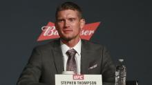 UFC: Stephen Thompson says he would hate fighting Georges St-Pierre but love facing Conor McGregor