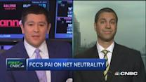 FCC Commish: Net neutrality = less competition