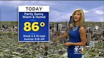 Katie's Wednesday Morning Forecast: August 20, 2014