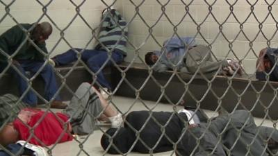 Jails Struggle With Role As Makeshift Asylums