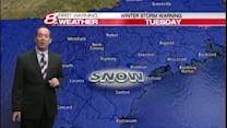 Roger's Monday afternoon forecast