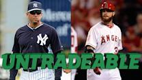 Baseball's most untradeable contracts