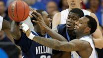 North Carolina tops Villanova 78-71 in NCAAs