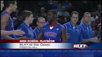 Ind. boys, Ky. girls pick up wins in WLKY All Star Classic