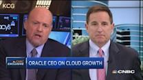 Oracle CEO reveals cloud strategy