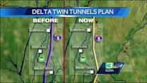 Changes proposed to Calif. twin tunnel project