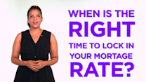 Money Minute: When is the right time to lock in your mortgage rate?