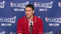 Press Pass: Klay Thompson
