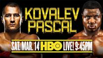 Sergey Krusher Kovalev Greatest Hits