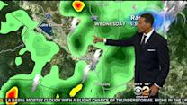 Kaj Goldberg's Weather Forecast (Aug. 20)