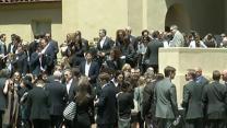 Raw: Tech Figures Mourn Popular Executive