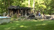 Detectives Investigating Fire That Killed Two