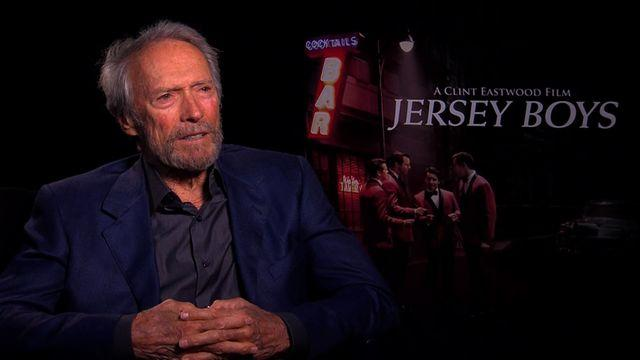 Clint Eastwood puts stamp on 'Jersey Boys'