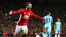 Man United beats City in EFL Cup Manchester derby, easing pressure on Mourinho