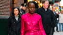 How to rock Lupita Nyong'o's shiny hot pink outfit for less