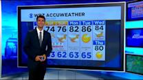 WBZ AccuWeather Afternoon Forecast For July 31