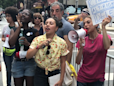 'A lot of years and not enough change': Protesters in New York rally against white supremacy