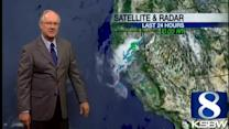 Watch your Monday night KSBW weather forecast 06.10.13