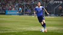 EA's FIFA 16 Features Female Soccer Players
