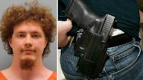School stabbing spree an argument for concealed carry laws?