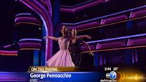 Dancing With the Stars finalists get perfect, near-perfect scores