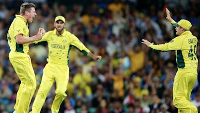 Australia name ODI, T20I squads for India tour