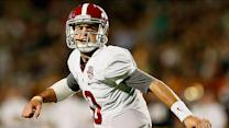 Is AJ McCarron pressured by expectations?