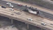 I-95 near Broad Street reopens after truck fire