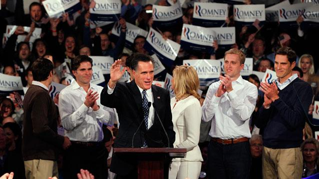 Romney Wins New Hampshire, But Ron Paul's Strong Showing Could Affect The General Election