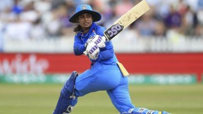 SK Elite: Mithali Raj's 109 vs New Zealand at the 2017 Women's World Cup