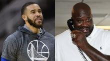 The Shaq-JaVale McGee beef has reached 'threats of violence on Twitter' status