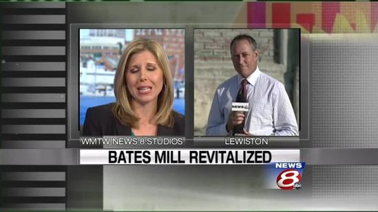 Group wants to redevelop historic Lewiston mill