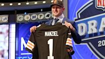 Does Johnny Manziel Solve The Browns' QB Questions?