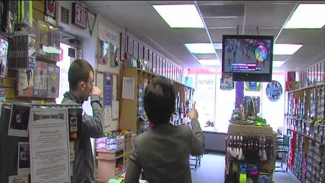 Staff at Royal Oak's Hansons Running Shop react to Boston Marathon bombing