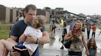 Family Survives Direct Tornado Hit in Oklahoma