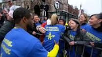 Boston Strong: Emotional Day at the Marathon