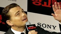 DiCaprio Brings 'Django' to South Korea
