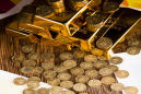 Gold Price Prediction – Prices Rise as the Dollar Falls on Strong Chinese PMI Data