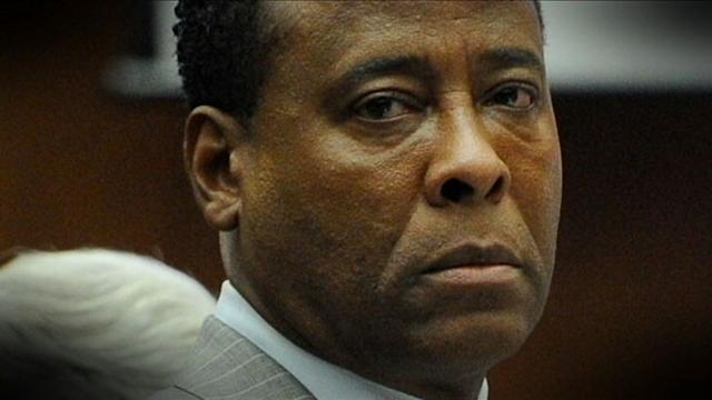 Conrad Murray Released from Prison After Two Years