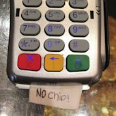 Credit card companies are blowing it with chip payments