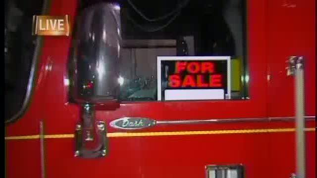 Sell a fire truck to save jobs