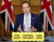UK health minister hints at review of lockdown fines