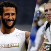 Drew Brees Blasts Colin Kaepernick: It's An 'Oxymoron That You're Sitting Down, Disrespecting That Flag'