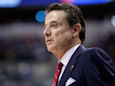 Rick Pitino and Louisville are in a $  44 million staredown over a key clause in his contract