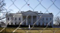 Blunder to close WH tours while spending money unwisely?