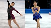 Figure skating stars of the Sochi games