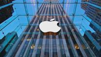 Apple Joins Dow Blue Chips