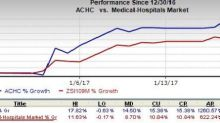 Why You Should Hold onto Acadia Healthcare (ACHC) Stock